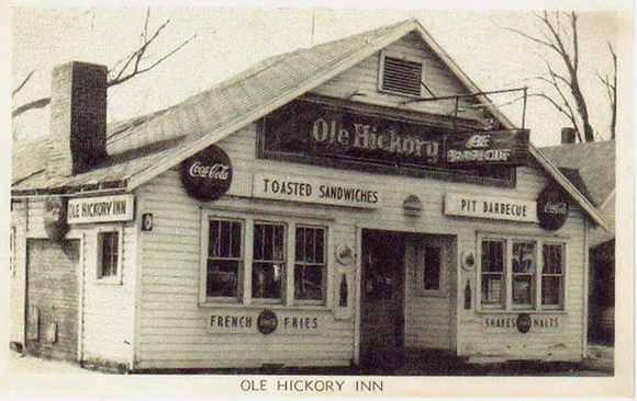 The Original Ole Hickory