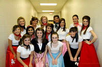 Arkansas Junior Miss 2011 Backstage