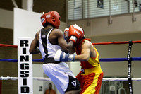 Mid-South Golden Gloves Boxing